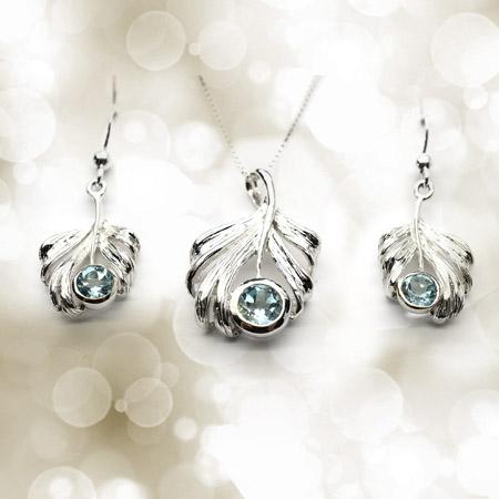 Silver smyckeset